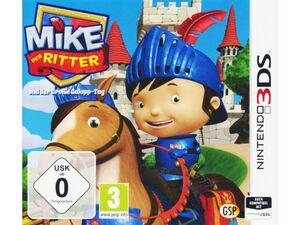 Koch Media Mike der Ritter und der große Galopp-Tag - Konsole 3DS