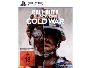Activision Blizzard Call of Duty 17 - Black Ops: Cold War - Konsole PS5