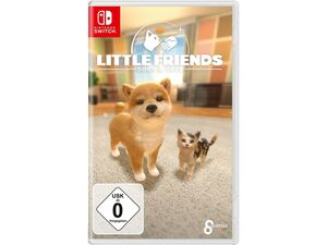 NBG Little Friends - Dogs & Cats - Nintendo Switch