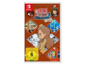 Nintendo Layton`s Mystery Journey: Katrielle und die Verschwörung der Millionäre – Deluxe