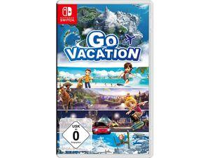 Nintendo Go Vacation, für Nintendo Switch, für 1- 4 Spieler, USK 0