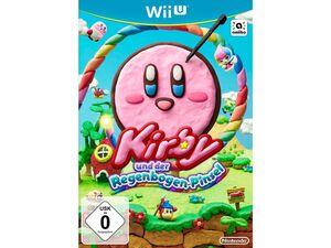 Nintendo Kirby und der Regenbogen-Pinsel - Konsole WI-U