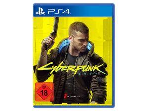 Bandai Namco Entertainment Ger Cyberpunk 2077 - Day 1 Edition - PlayStation4