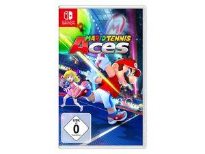 Mario Tennis Aces, für Nintendo Switch, für 1- 4 Spieler, USK 0