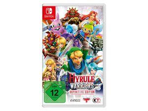 Hyrule Warriors: Definitive Edition, für Nintendo Switch, für 1- 2 Spieler, USK 12