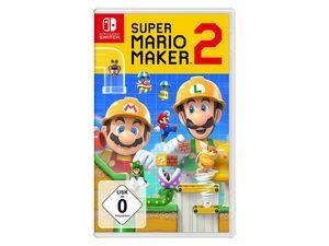 Nintendo Super Mario Maker 2, für Nintendo Switch, für 1-4 Spieler