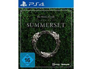 Bethesta The Elder Scrolls Online: Summerset - Konsole PS4