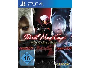 Capcom Devil May Cry - HD Collection - Konsole PS4