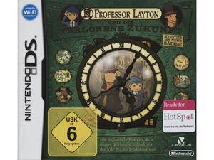 Nintendo Professor Layton und die verlorene Zukunft - Nintendo DS