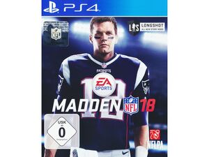 Electronic Arts Madden NFL 18 - Konsole PS4