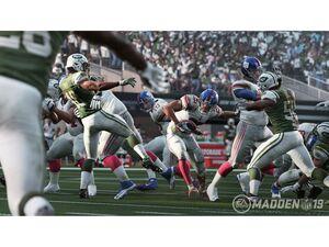 Electronic Arts Madden NFL 19, für PS4