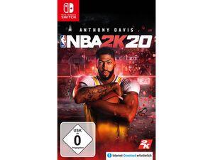 Take2 NBA 2K20 - Nintendo Switch