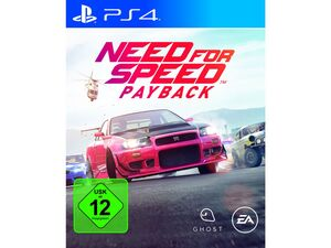Electronic Arts Need for Speed Payback, für PS4