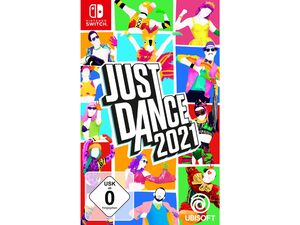 Ubisoft Just Dance 2021 - Nintendo Switch