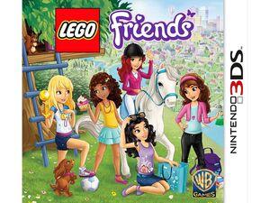 ak tronic LEGO FRIENDS 3DS LEGO FRIENDS
