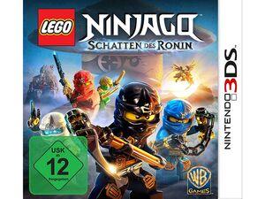 ak tronic LEGO NINJAGO: SCHATTEN DES RON 3DS LEGO NINJAGO: SCHATTEN DES