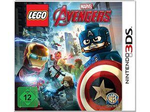 ak tronic LEGO MARVEL AVENGERS 3DS LEGO MARVEL AVENGERS
