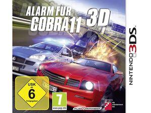 ak tronic Alarm für Cobra 11 3DS Alarm für Cobra 11