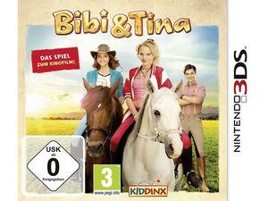 ak tronic BIBI+TINA: SPIEL ZUM KINOFILM 3DS BIBI+TINA: SPIEL ZUM KINOM