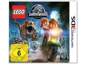 ak tronic LEGO JURASSIC WORLD 3DS LEGO JURASSIC WORLD