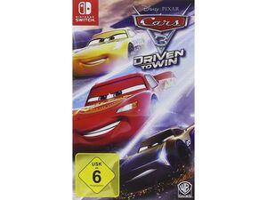 ak tronic Cars 3: Driven to win SWIT Cars 3: Driven to win