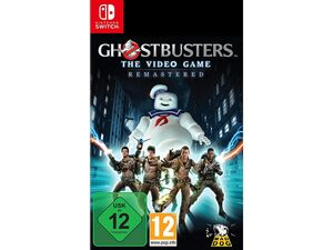 ak tronic Ghostbusters The Video Game Re SWIT Ghostbusters The Video Game Re