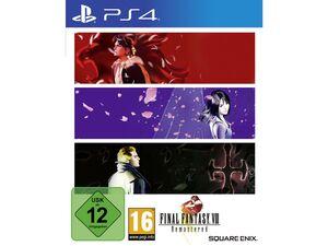 Koch Media Final Fantasy VIII Remastered - Konsole PS4