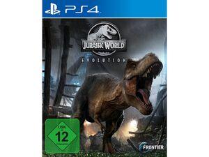 NBG Jurassic World Evolution - Konsole PS4