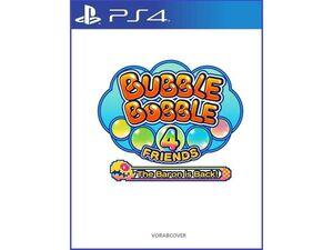 NBG Bubble Bobble 4 Friends - The Baron is Back! - Konsole PS4