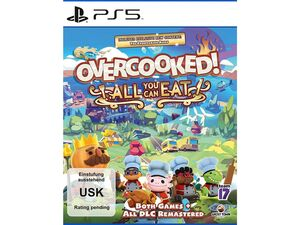 NBG Overcooked! - All You Can Eat - Konsole PS5