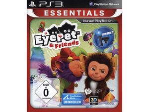 Sony Interactive Entertainment EyePet & Friends (Move)  [Essentials] - Konsole PS3