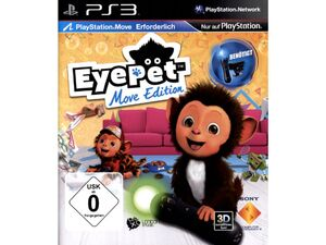 Sony Interactive Entertainment EyePet: Move Edition (Move) - Konsole PS3