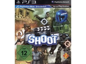 Sony Interactive Entertainment The Shoot (Move) - Konsole PS3