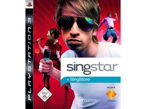Sony Interactive Entertainment SingStar - Konsole PS3