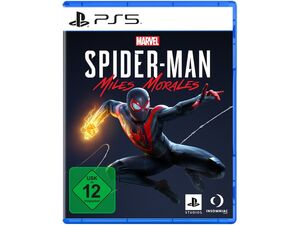 Sony Interactive Entertainment Marvel's Spider-Man: Miles Morales - Konsole PS5