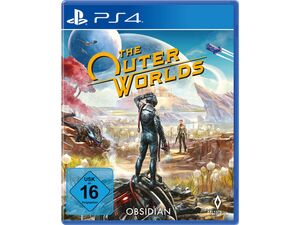 Take2 The Outer Worlds - Konsole PS4