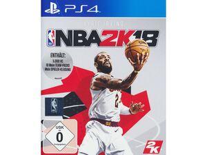 Take2 NBA 2K18 - Konsole PS4