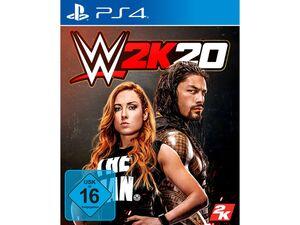 Take2 WWE 2K20 - Konsole PS4