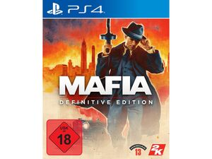 Take2 Mafia - Definitive Edition - Konsole PS4