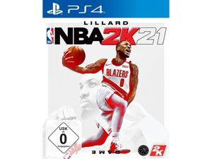 Take2 NBA 2K21 - Konsole PS4