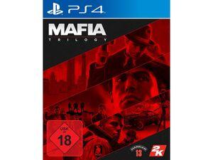 Take2 Mafia Trilogy - Konsole PS4