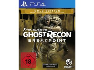 Ubisoft Tom Clancy's Ghost Recon - Breakpoint (Gold Edition) - Konsole PS4