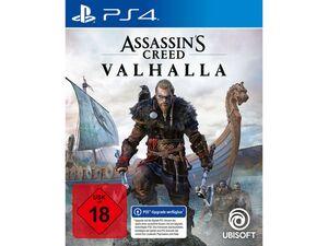 Ubisoft Assassin's Creed Valhalla - Konsole PS4