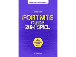 Ullmann Medien GmbH FORTNITE GUIDE - Buch - Lösungsbuch