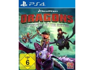 ak tronic Dragons Aufbruch neuer Reiter PS4 Dragons Aufbruch neuer Reiter