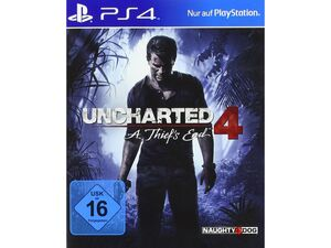 ak tronic Uncharted 4 A Thief's End PS4 Uncharted 4 A Thief's End