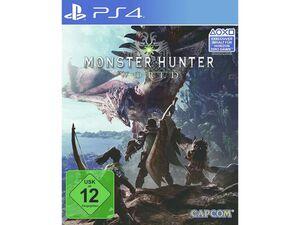 ak tronic Monster Hunter World PS Hits PS4 Monster Hunter World PS Hits
