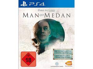 ak tronic Dark Pictures Anthology Man of Medan PS4 Dark Pictures Anthology Man of Medan