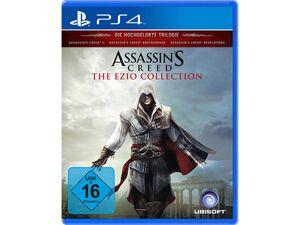 ak tronic Ass. Creed Ezio Collection PS4 Ass. Creed Ezio Collection