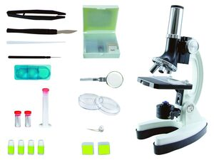 CELESTRON Mikroskopier Set  28tlg. 100x-1200x